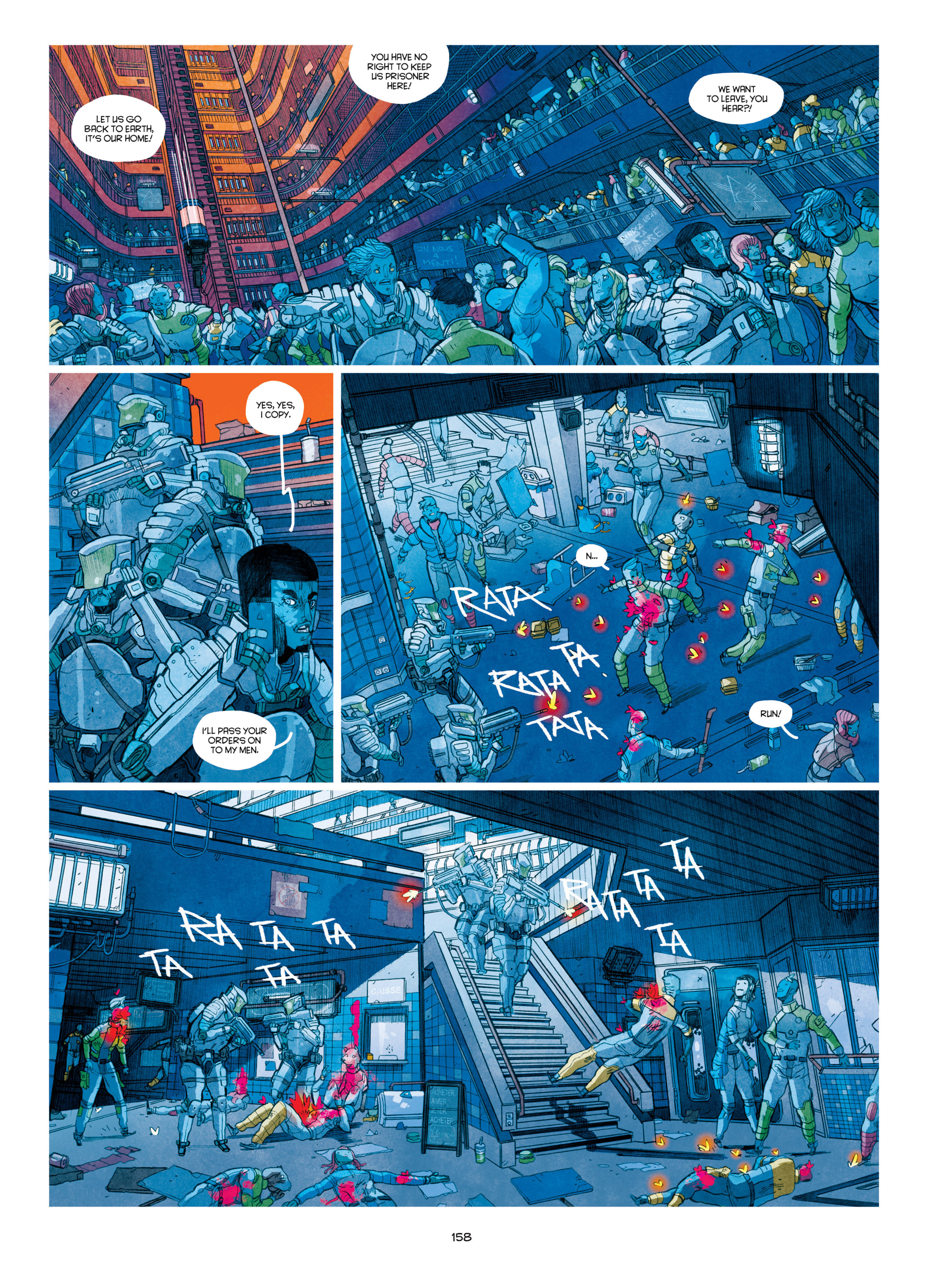 Read online Shangri-La comic -  Issue # Full - 159
