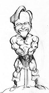 George O'Connor's Online Sketchbook: November 2010