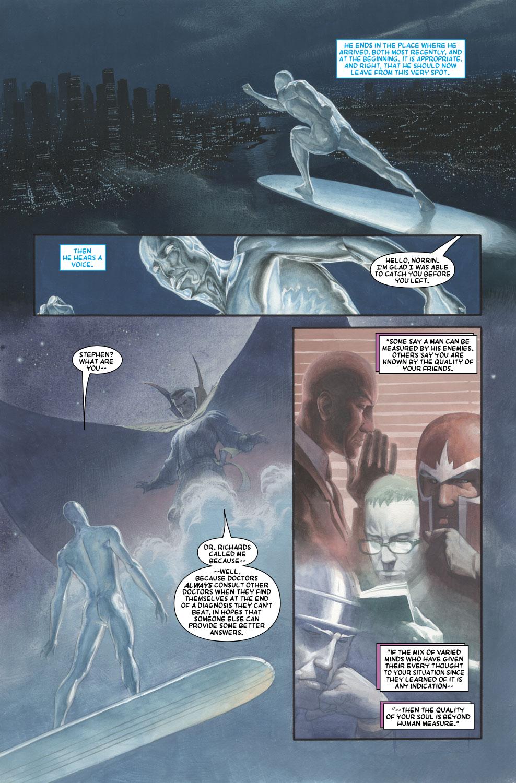 Read online Silver Surfer: Requiem comic -  Issue #3 - 5