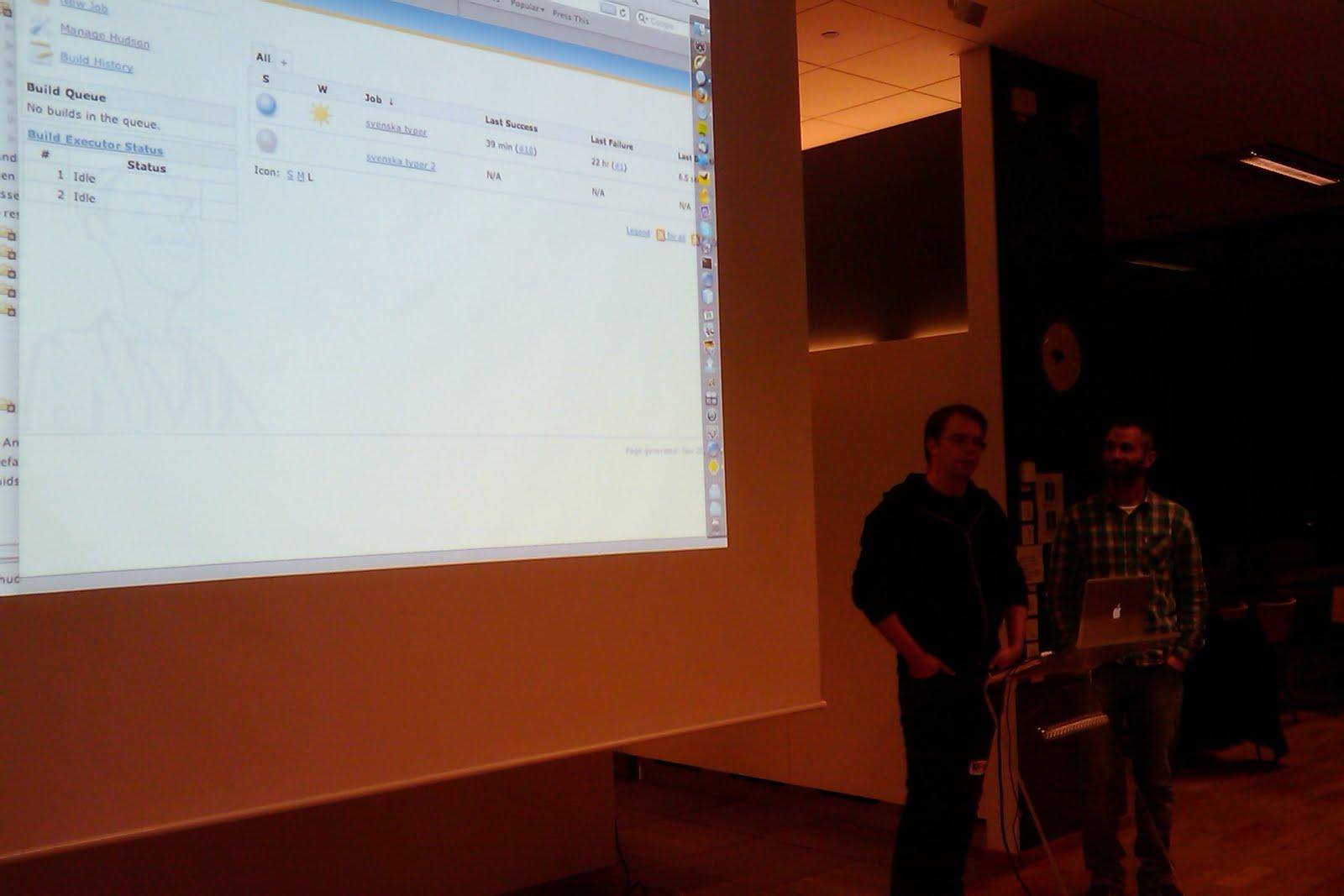 Script Uncle: GTUG Android Hackathon 28/11 2009