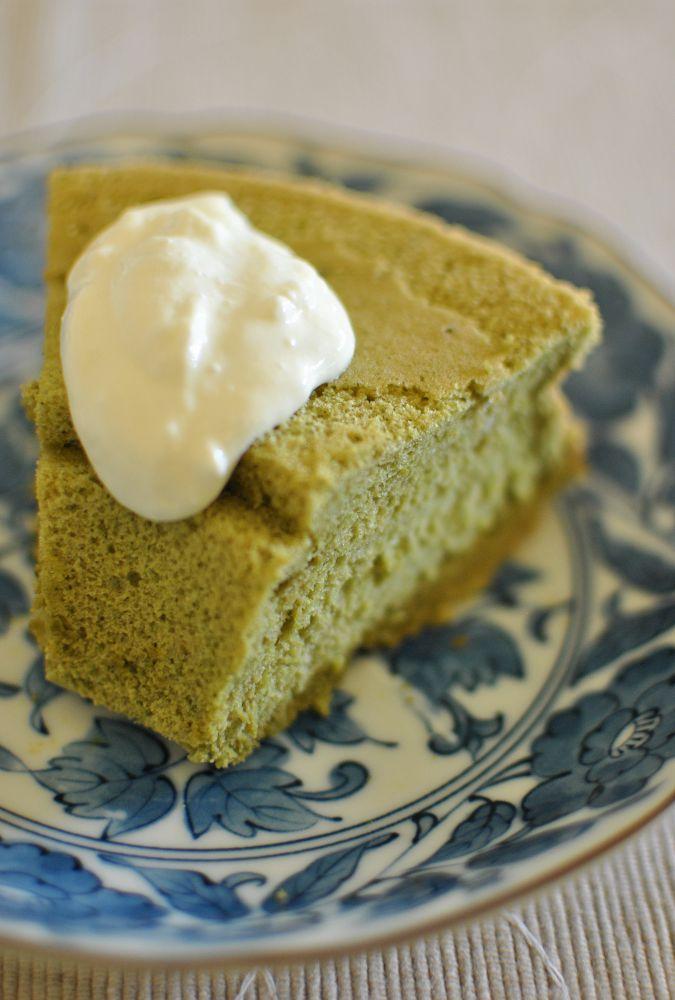 Easy Plain Chiffon Cake Recipe