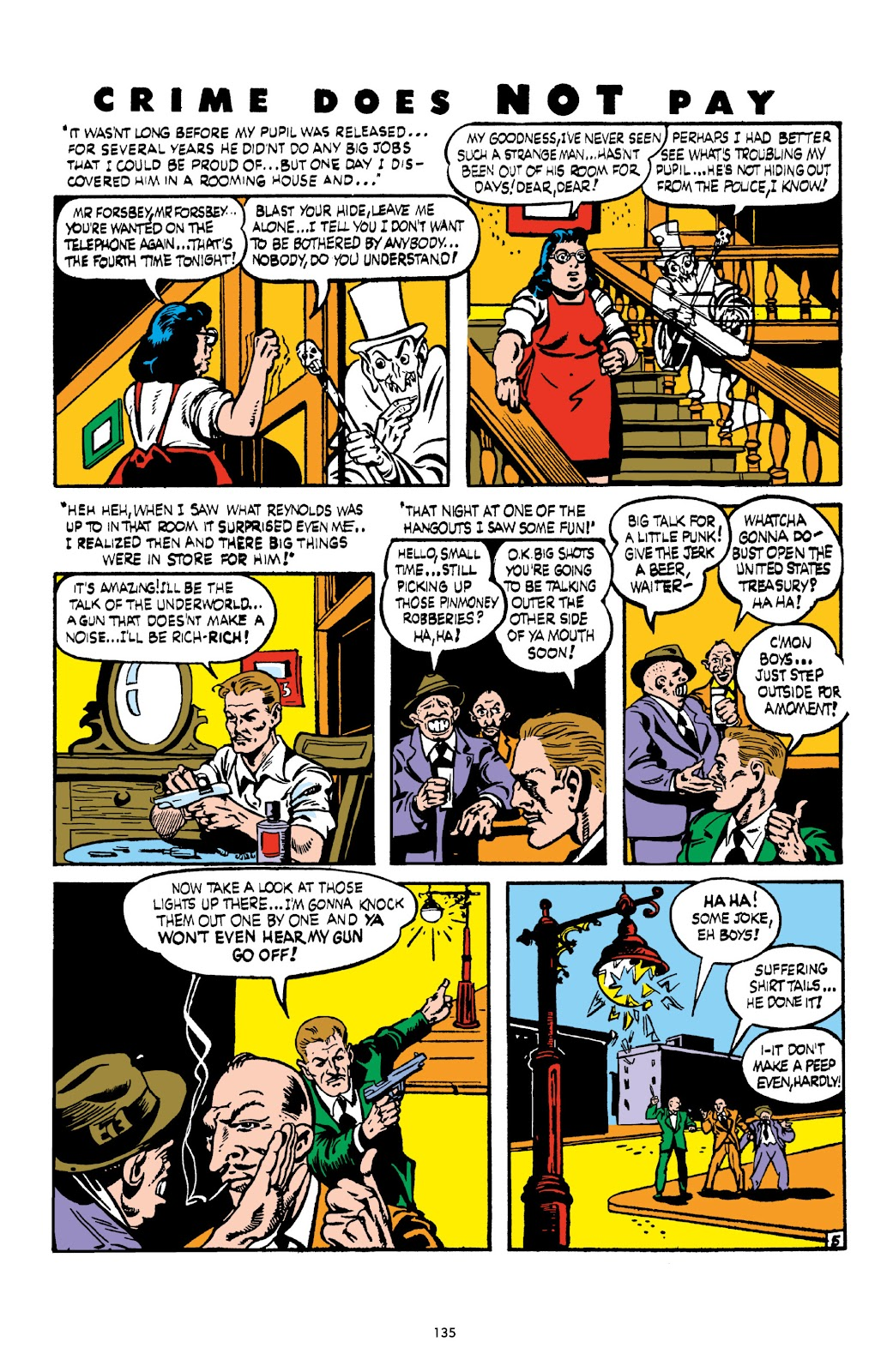 Read online Crime Does Not Pay Archives comic -  Issue # TPB 3 (Part 2) - 35