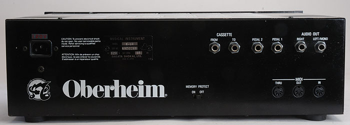 MATRIXSYNTH: Oberheim Matrix-6R Midi Polyphonic Synthesizer