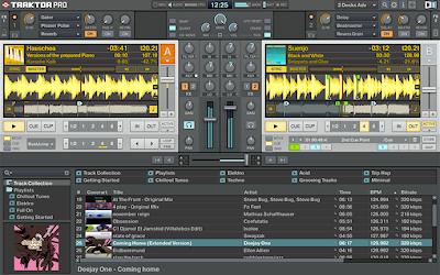 matrixsynth native instruments releases version 1 2 of traktor rh matrixsynth com CDJ-2000 Nexus HID Traktor Scratch Digital DJ Pro