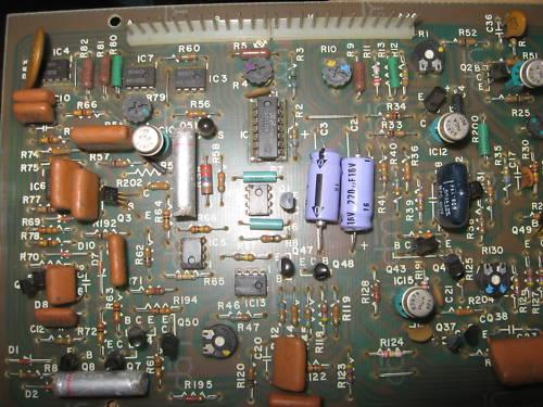 MATRIXSYNTH: Moog Satellite Mono-Synthesizer circuit board c