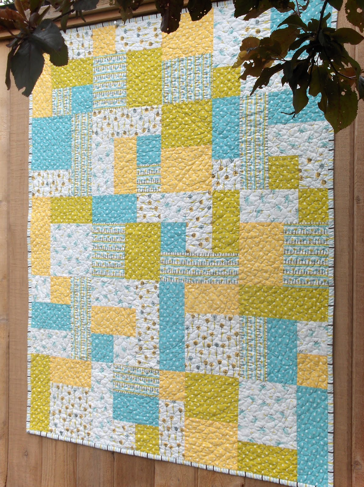 My Downloads Yellow Brick Road Quilt Pattern Free Download