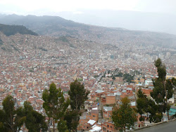 La Paz - Highest Altitude Capital City In The World