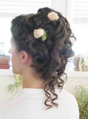 Victorian Wedding Hairstyles - hairstyles with bangs