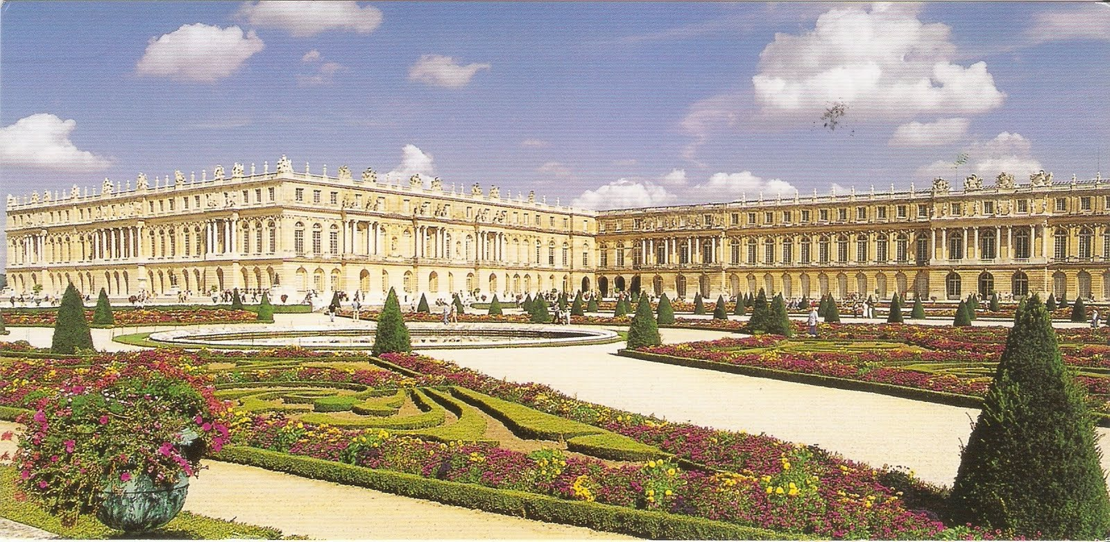 Home Decorators Collection My Unesco World Heritage Postcards France Palace And