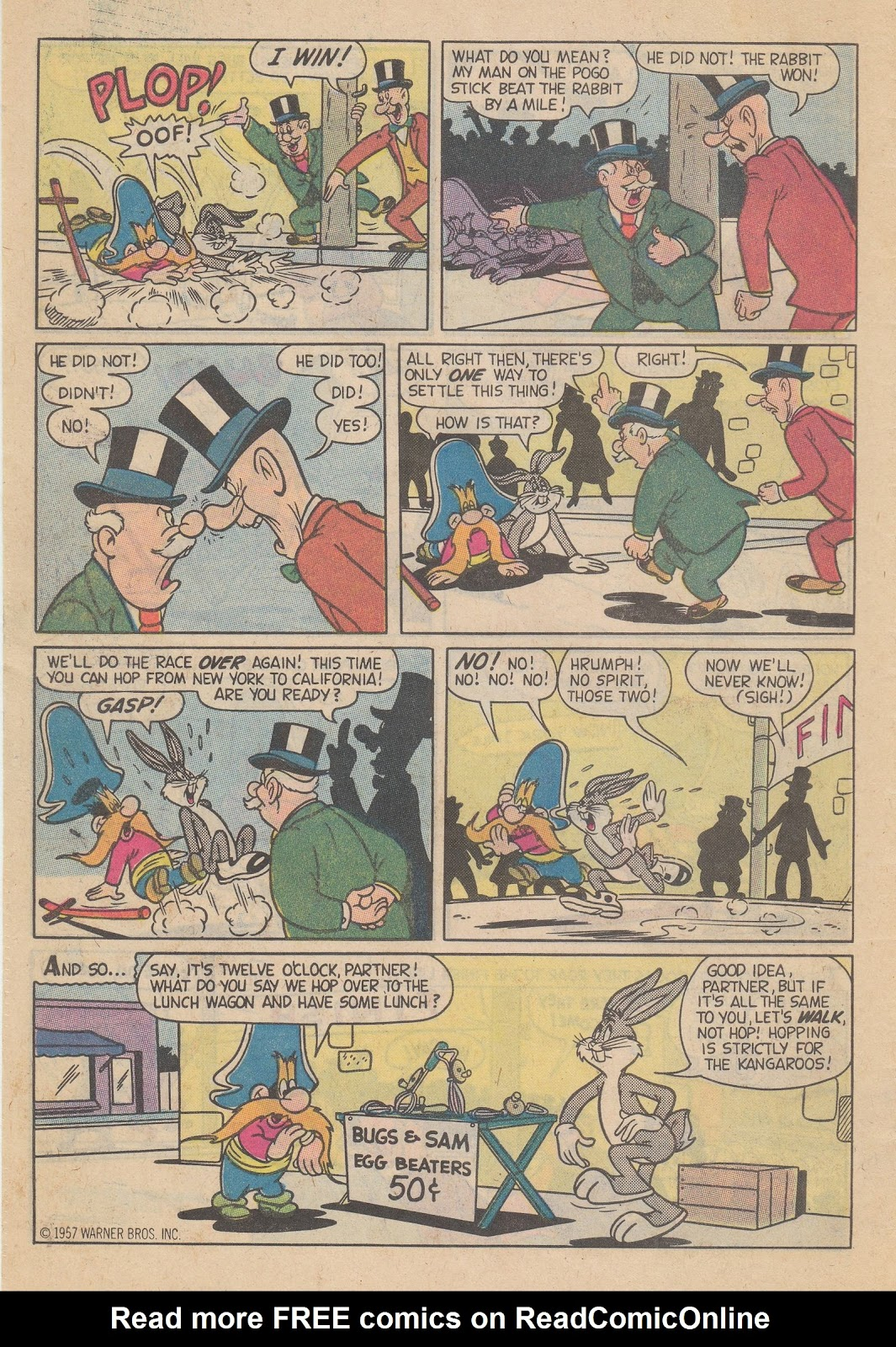 Yosemite Sam and Bugs Bunny issue 80 - Page 34