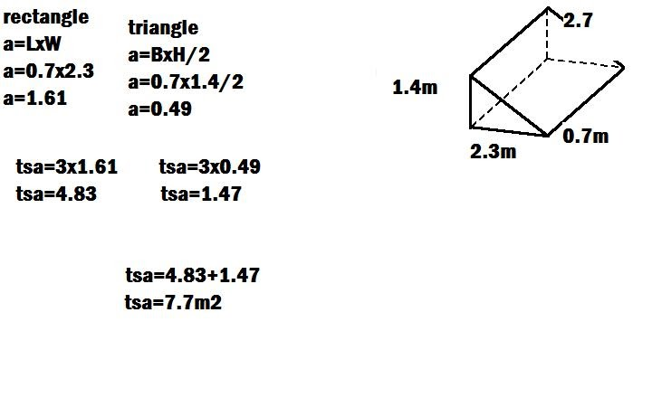 816 Math (2009): surface area growing post danielle