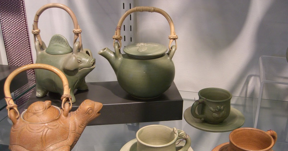 The Perennial Tea Room New Teapots From Bali