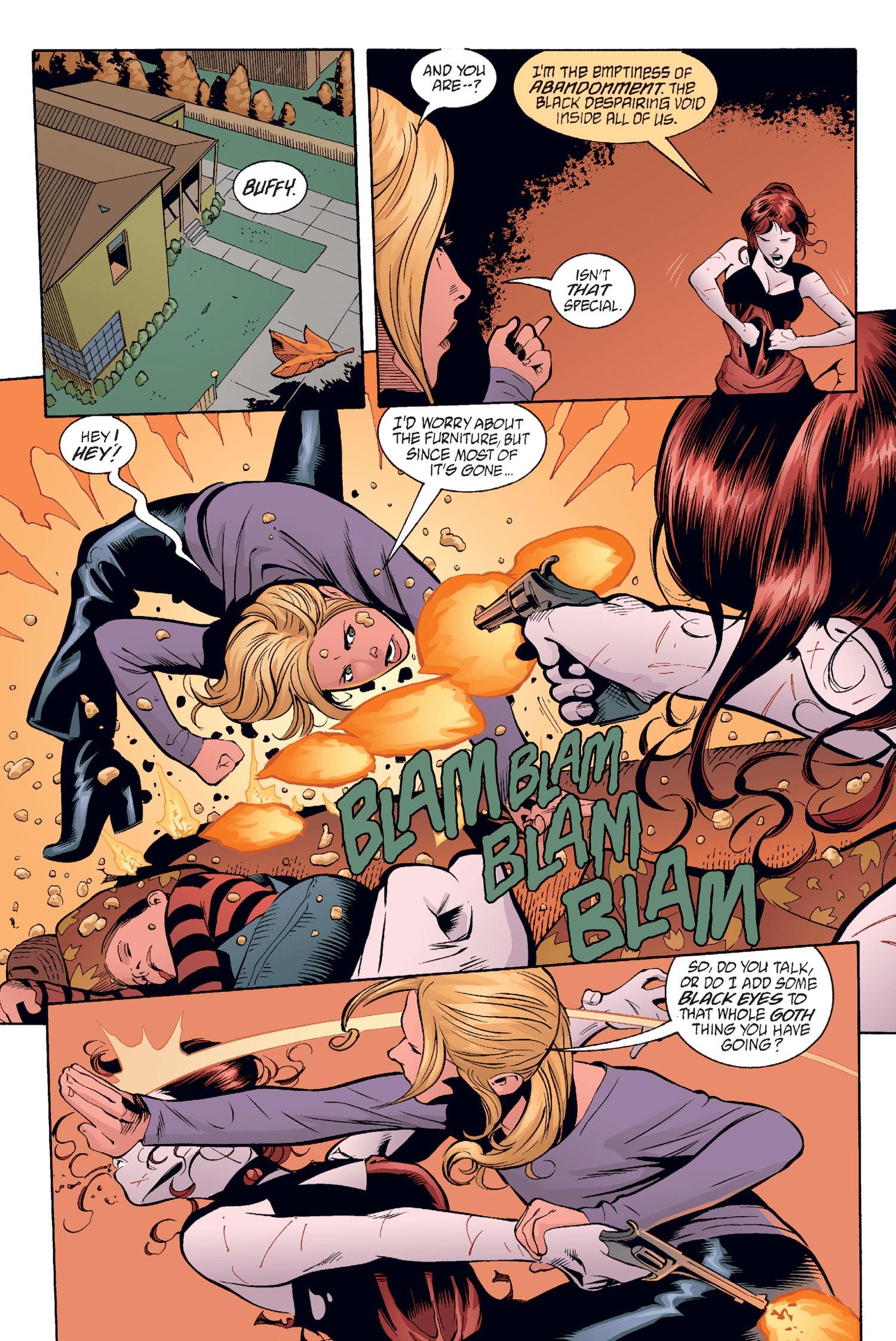 Read online Buffy the Vampire Slayer: Omnibus comic -  Issue # TPB 2 - 71