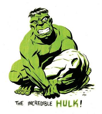 angry hulk throwing rocks - photo #8