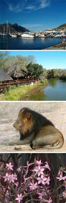 Viagem e turismo na África do Sul