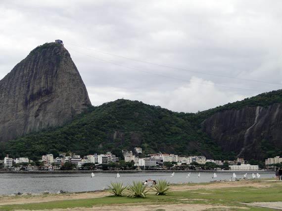 Restaurante com vista no Rio de Janeiro