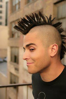 Mohawk Hairstyle Trend New Hair Style