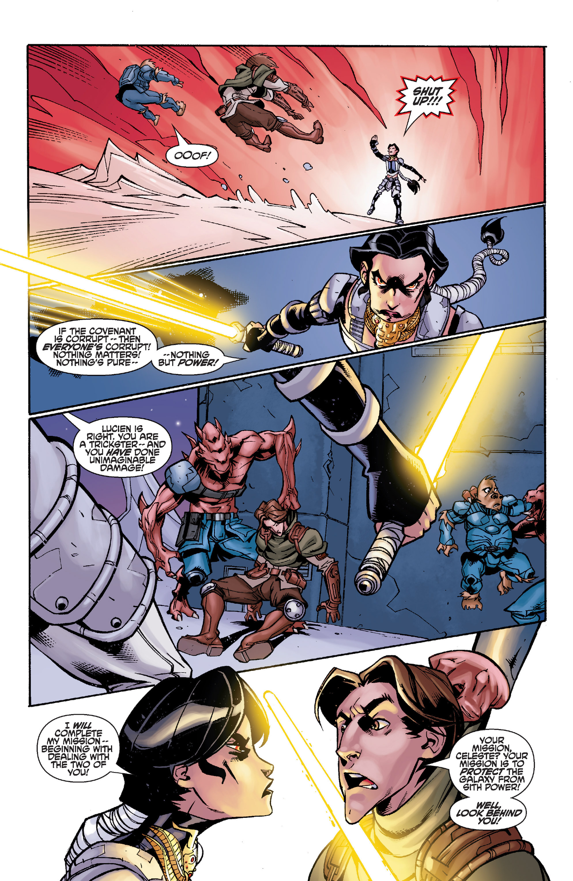 Read online Star Wars Omnibus comic -  Issue # Vol. 32 - 221