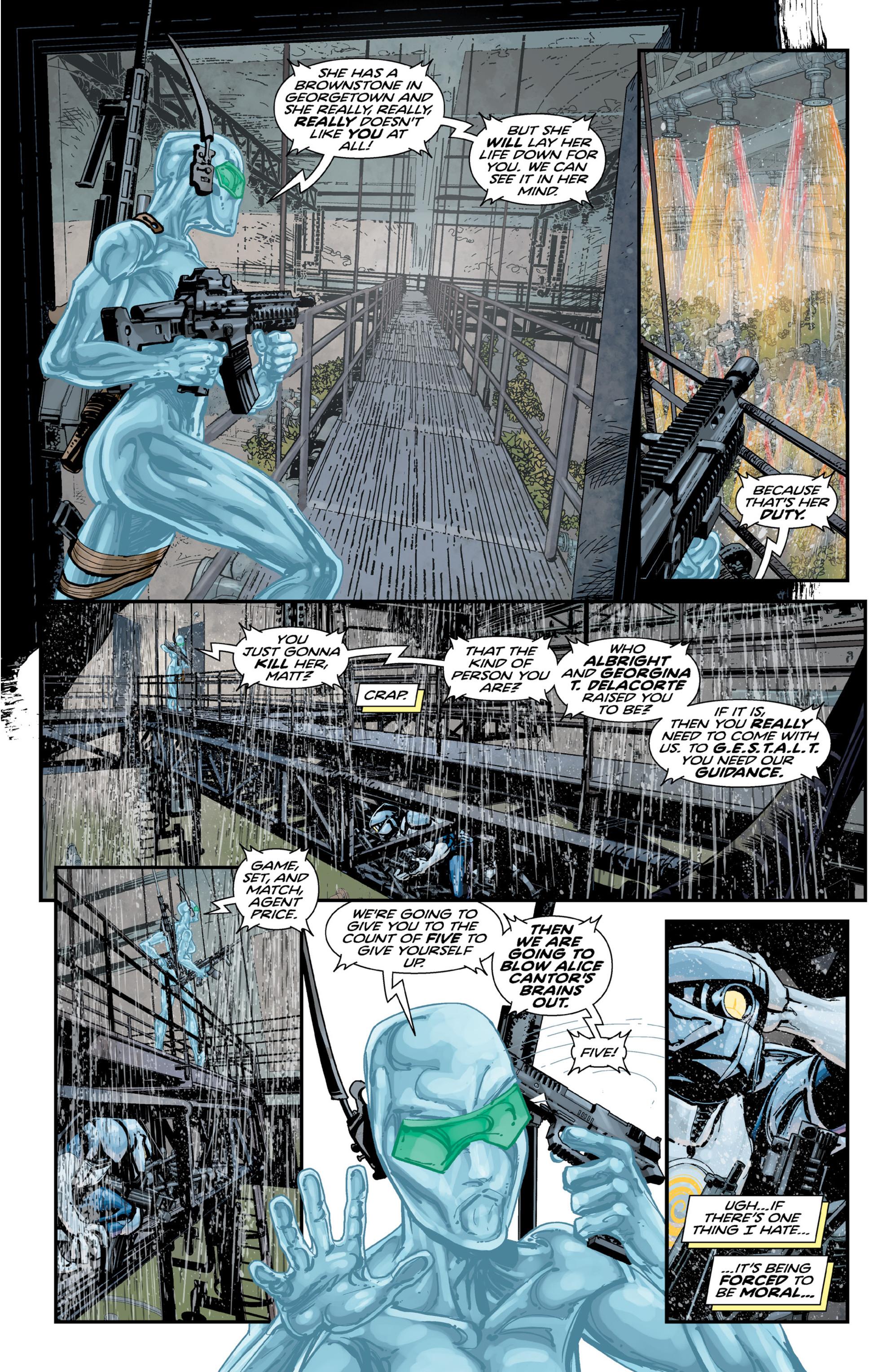 Read online Brain Boy:  The Men from G.E.S.T.A.L.T. comic -  Issue # TPB - 84