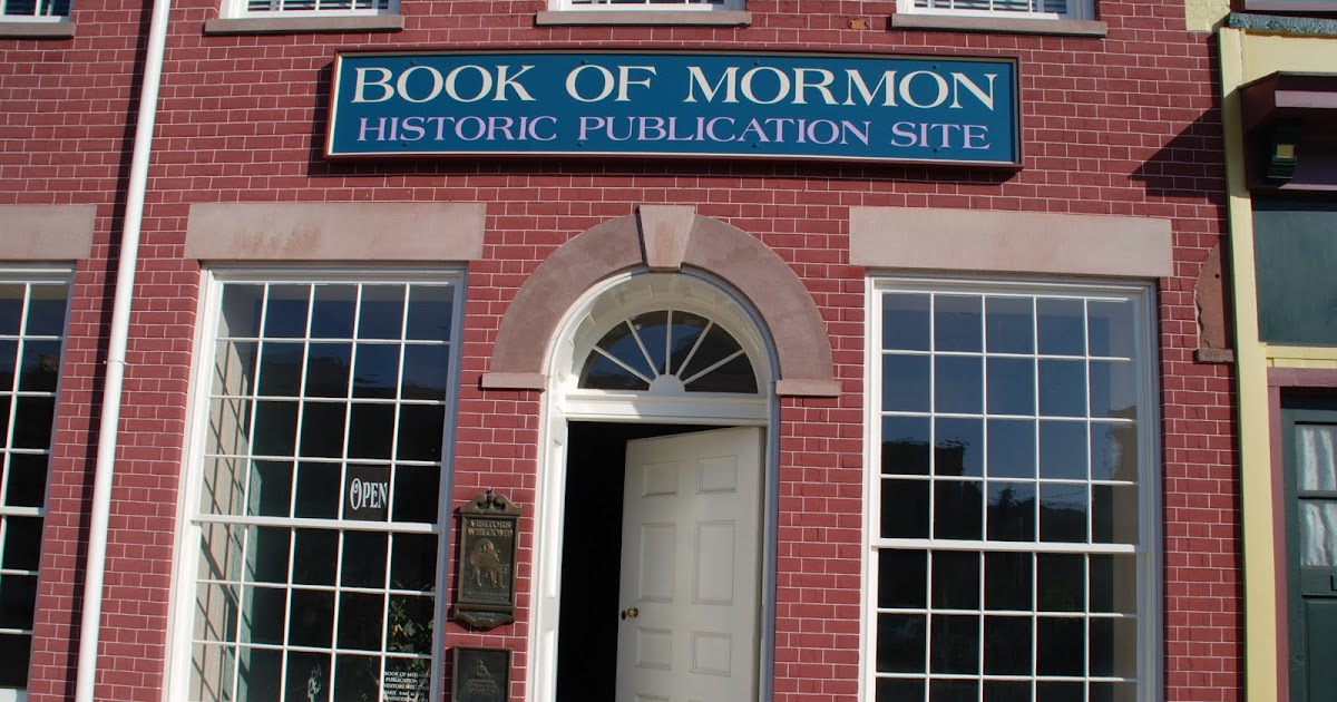 Mission Musings: VIRTUAL TOUR OF THE BOOK OF MORMON ...