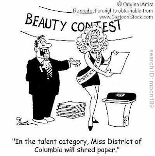 Do beauty pageants serve a purpose in society essay