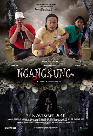 Review Filem : Ngangkung