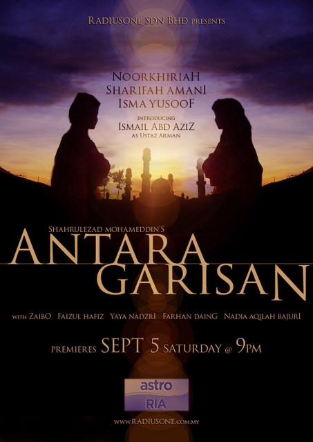 Drama Antara Garisan Memang Layak Ditabalkan Drama Terbaik Anugerah Skrin 2010
