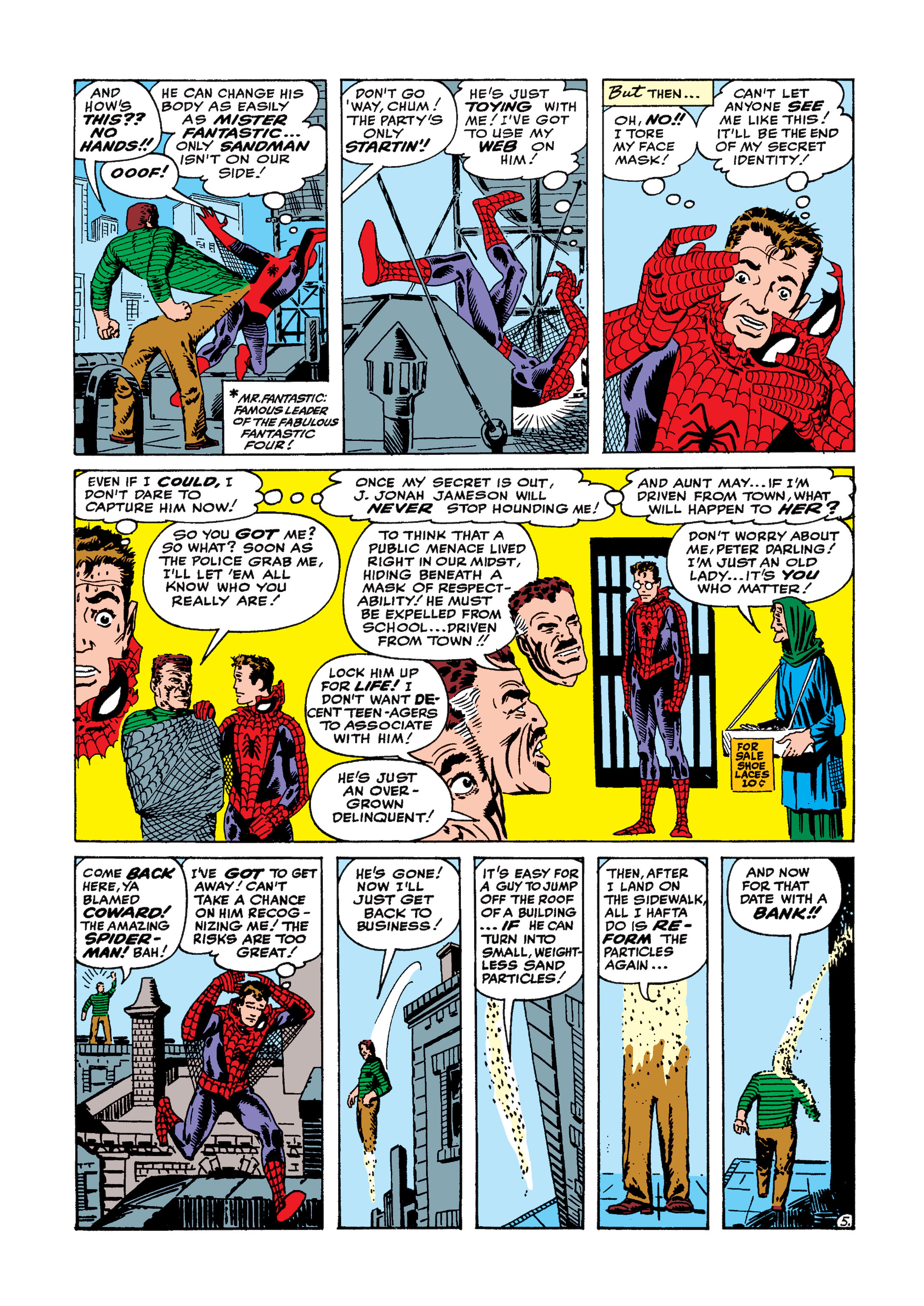 The Amazing Spider-Man (1963) 4 Page 5