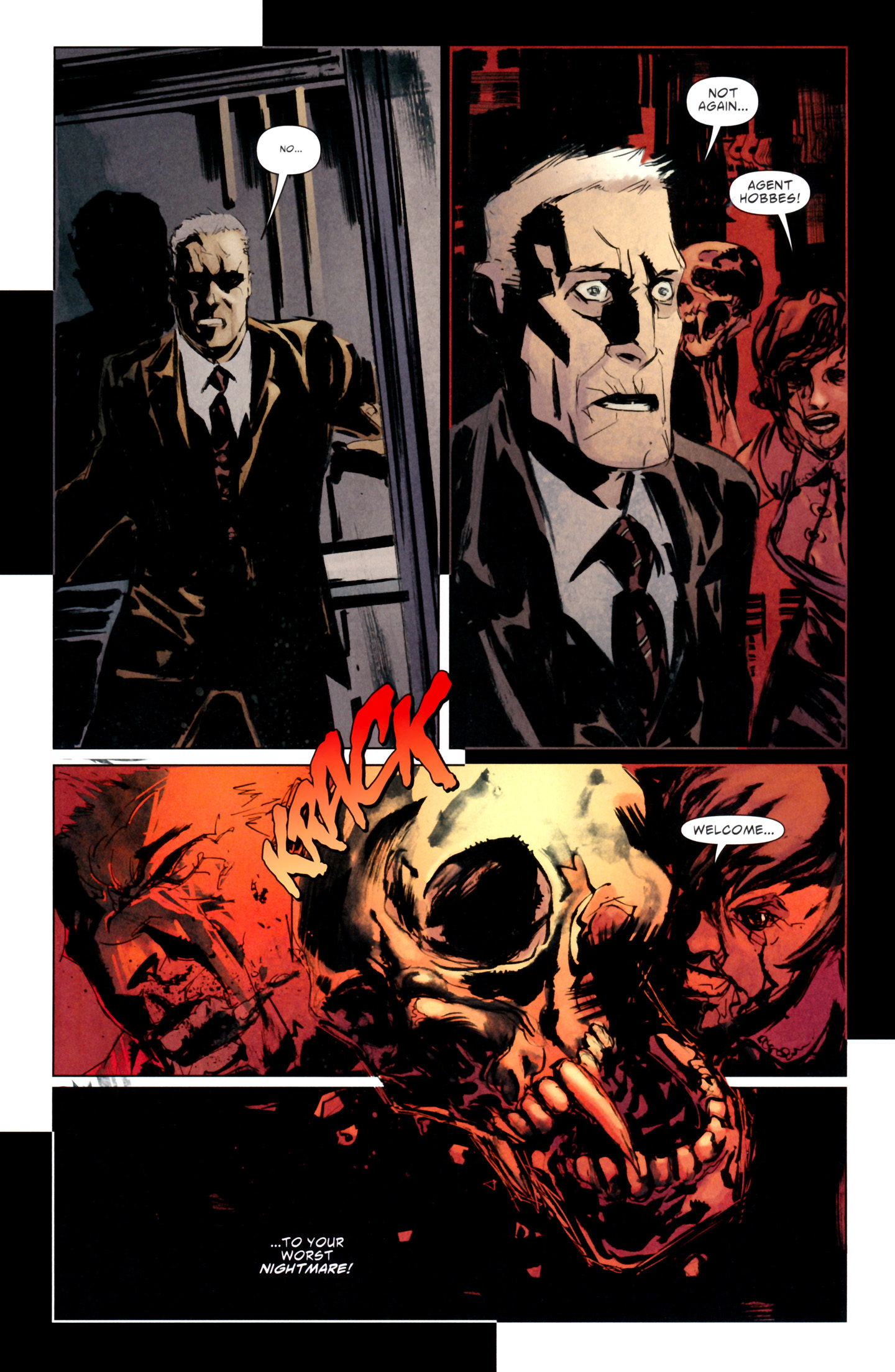 Read online American Vampire: Lord of Nightmares comic -  Issue #1 - 16