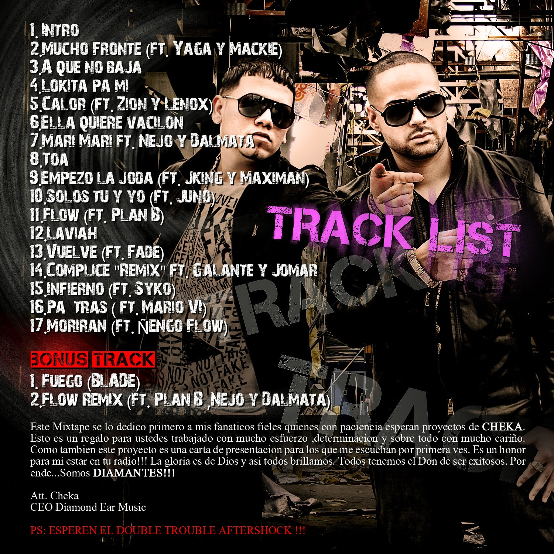 cheka double trouble mixtape