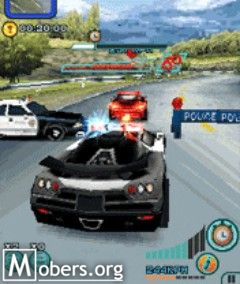 Need for Speed : Hot Pursuit (by EA Mobile) — Mobers ORG — Your