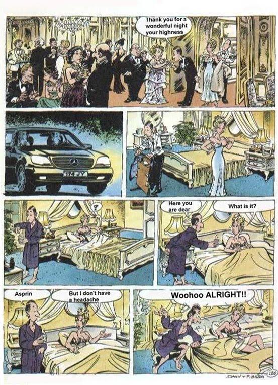Adult manga comics