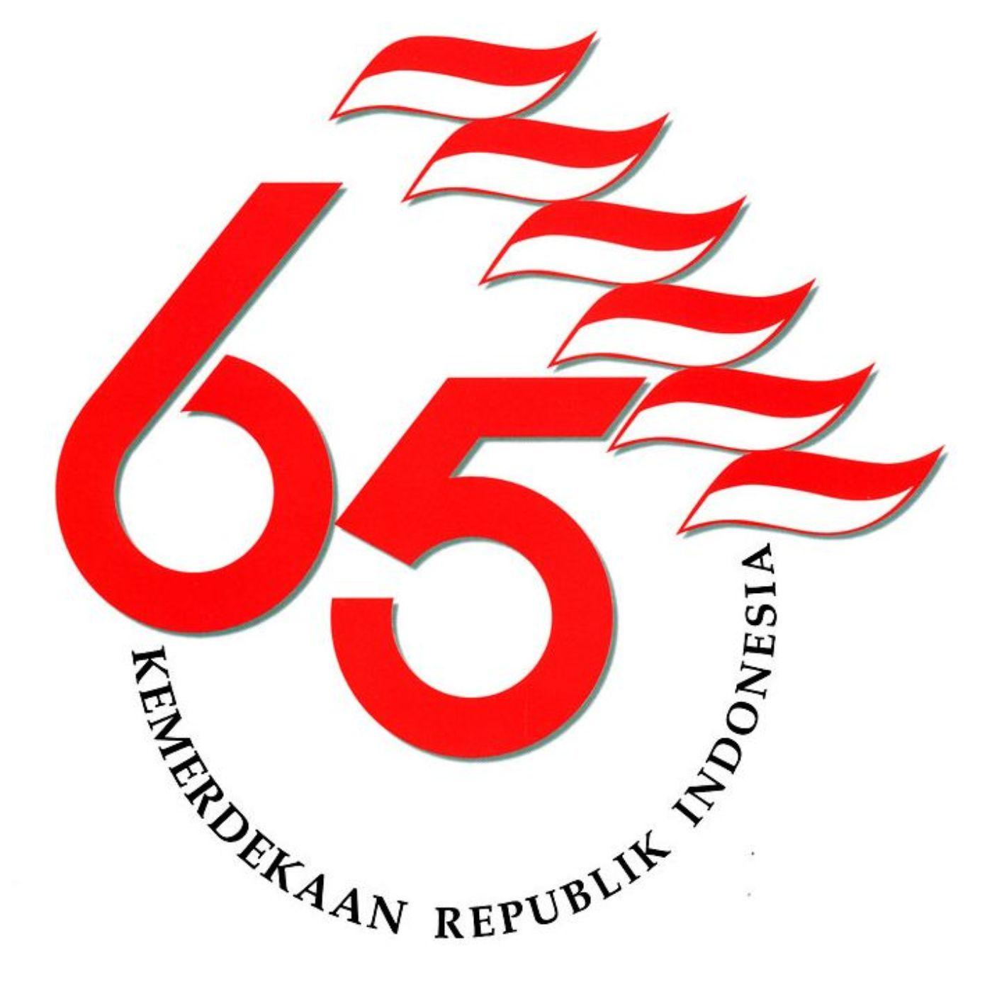Logo HUT RI Ke 65 Aregrexz
