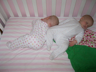 My Life With Twins: Sleep, are you getting it? 1