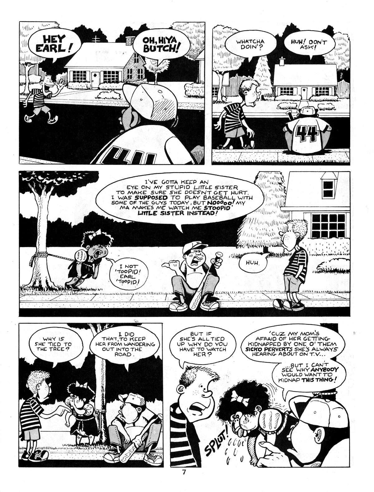 Read online Neat Stuff comic -  Issue #4 - 9