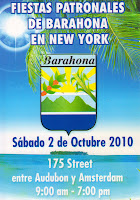 CELEBRARAN FIESTAS PATRONALES DE BARAHONA EN NEW YORK