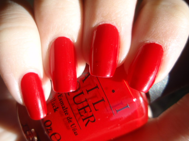 Lin S Lacquer Pink And Red Swatches Explosion For V Day