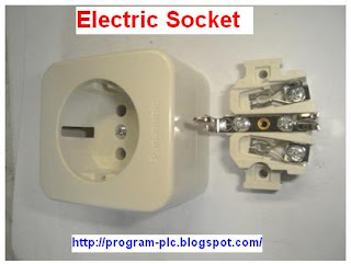 Electric Socket for PLC