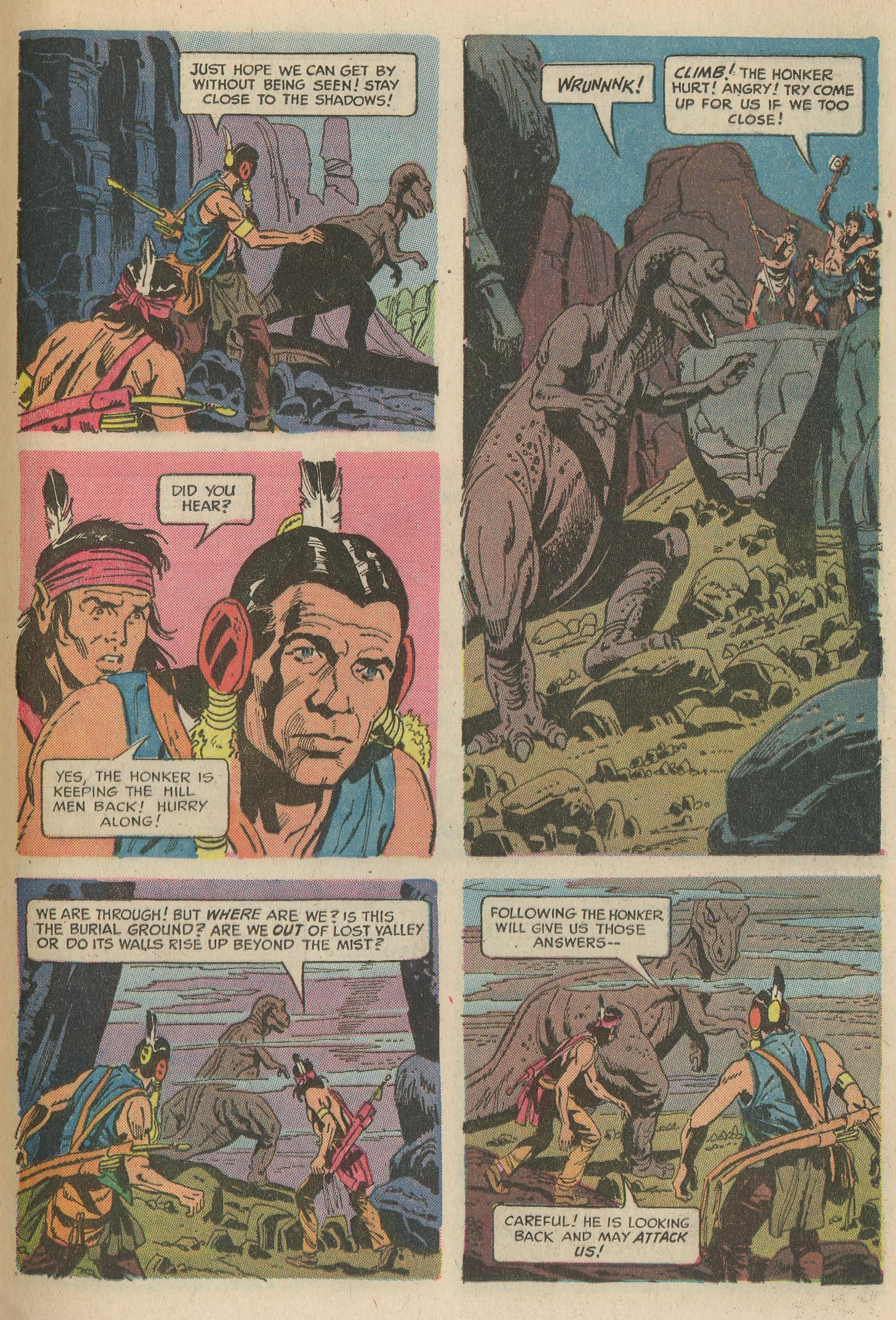 Read online Turok, Son of Stone comic -  Issue #65 - 25