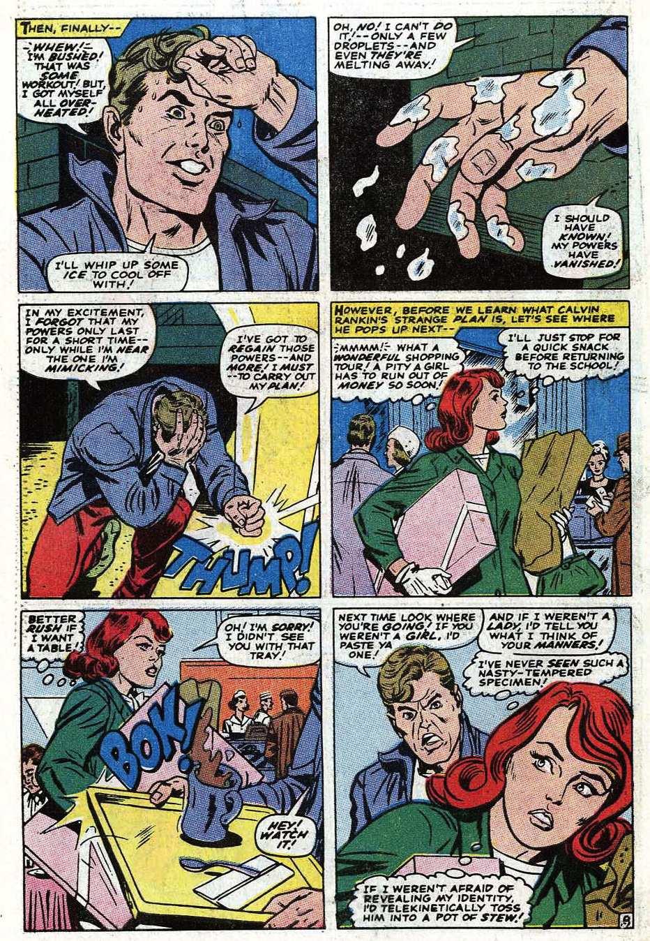 Read online Uncanny X-Men (1963) comic -  Issue #69 - 34
