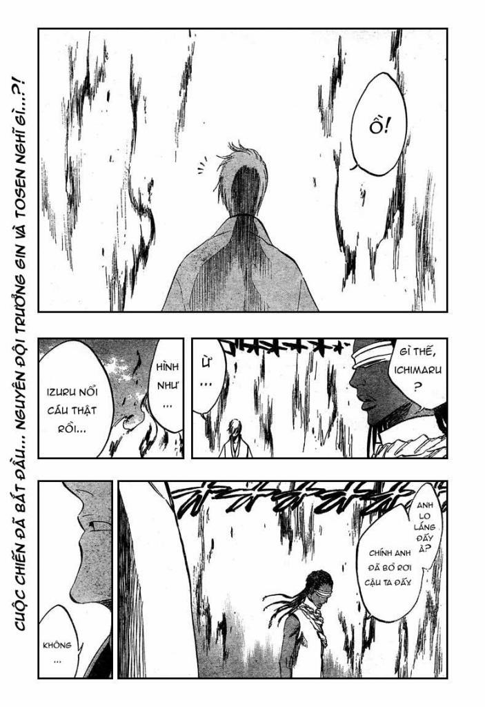 Bleach chapter 320 trang 1