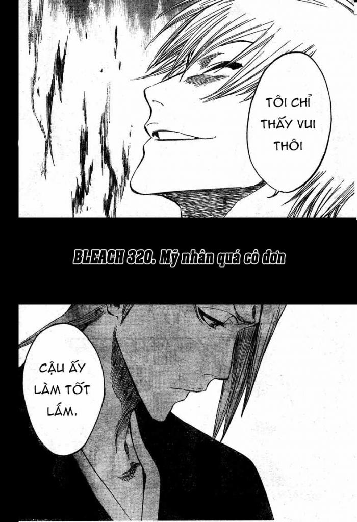 Bleach chapter 320 trang 2