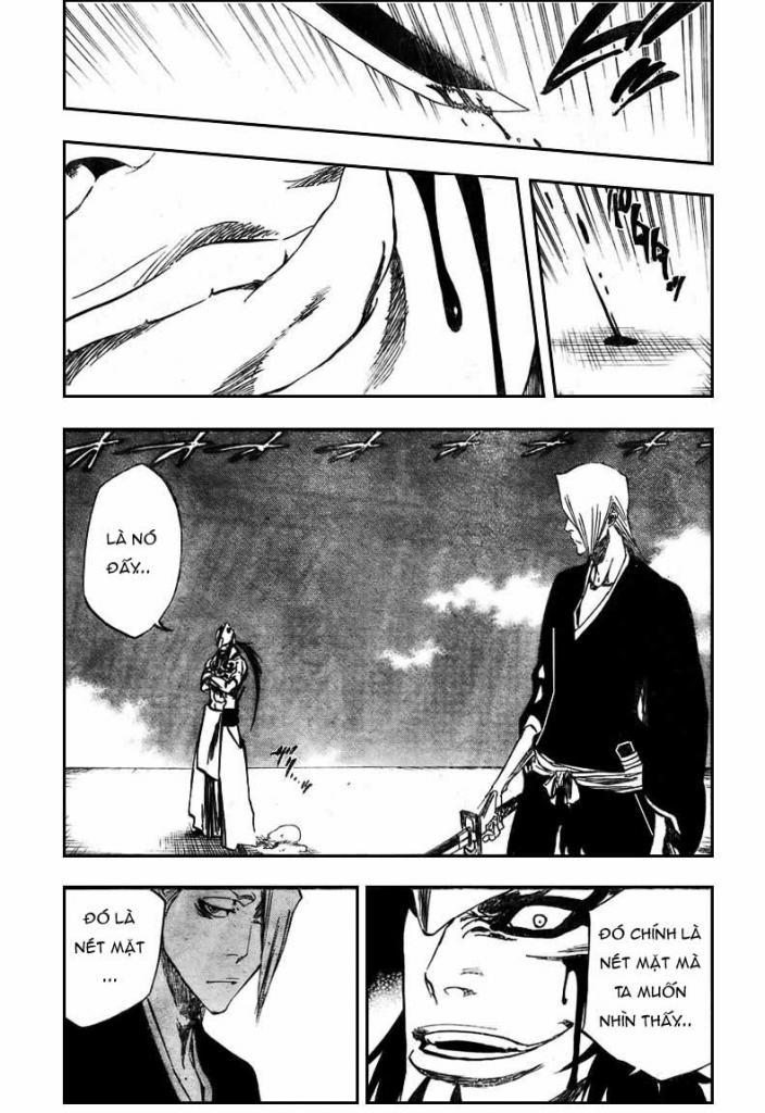 Bleach chapter 320 trang 3