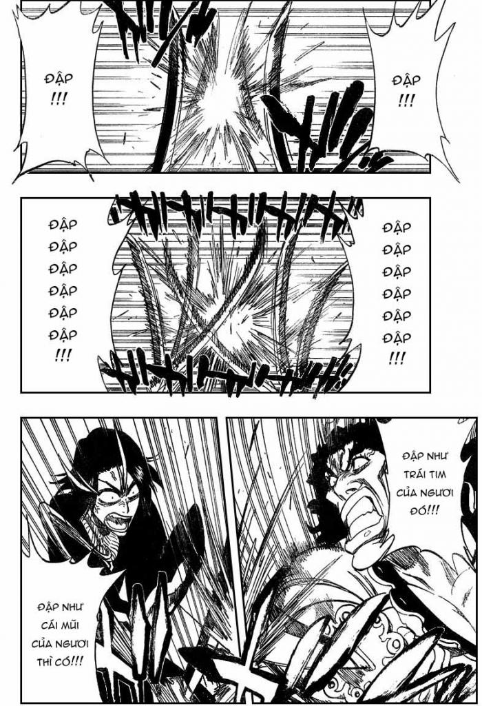 Bleach chapter 320 trang 6