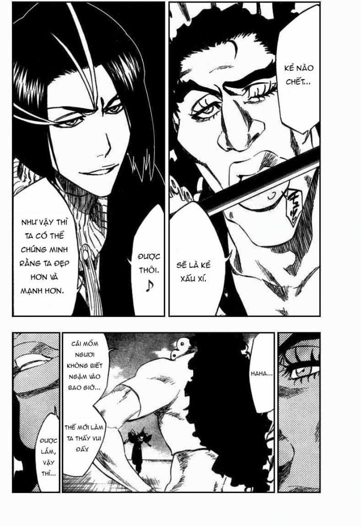 Bleach chapter 320 trang 10