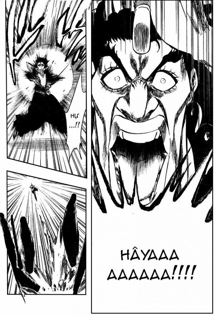Bleach chapter 320 trang 12