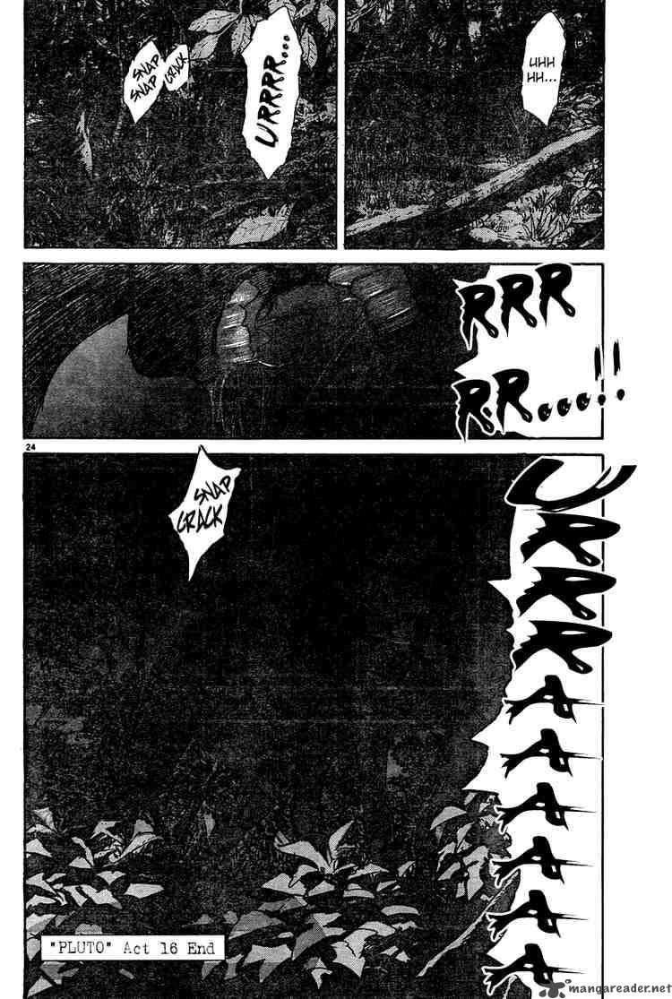 Pluto chapter 16 trang 25