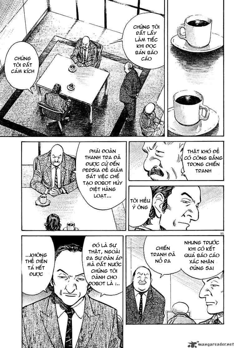 Pluto chapter 16 trang 12