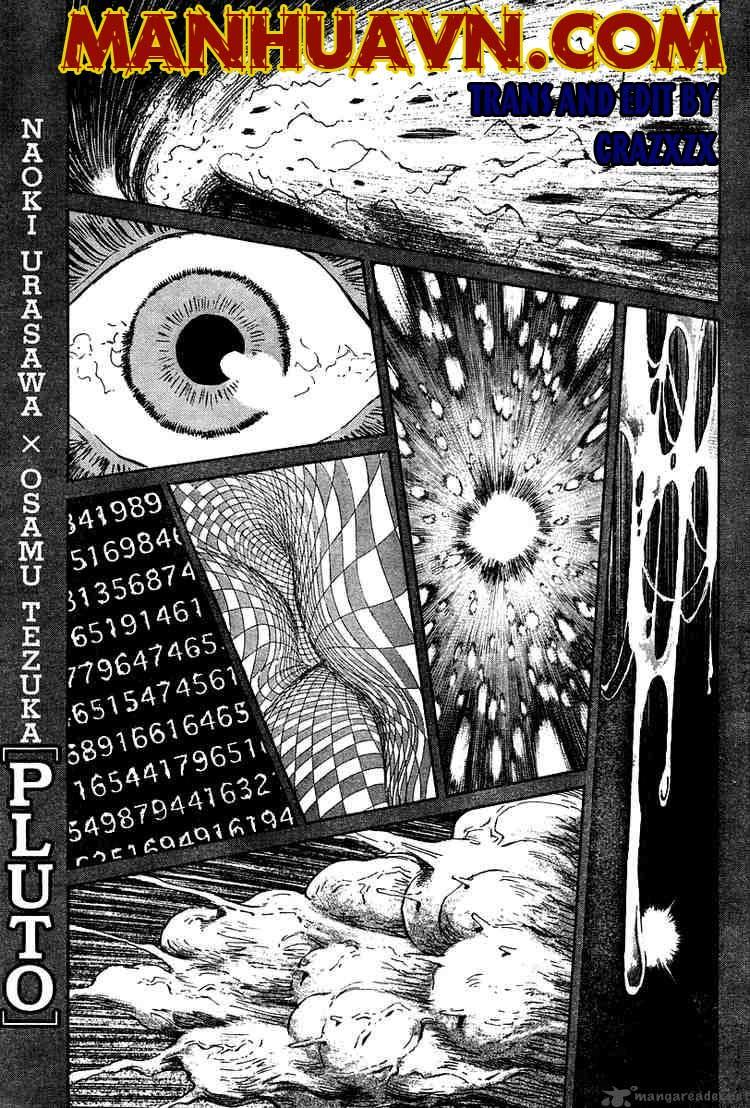 Pluto chapter 15 trang 1