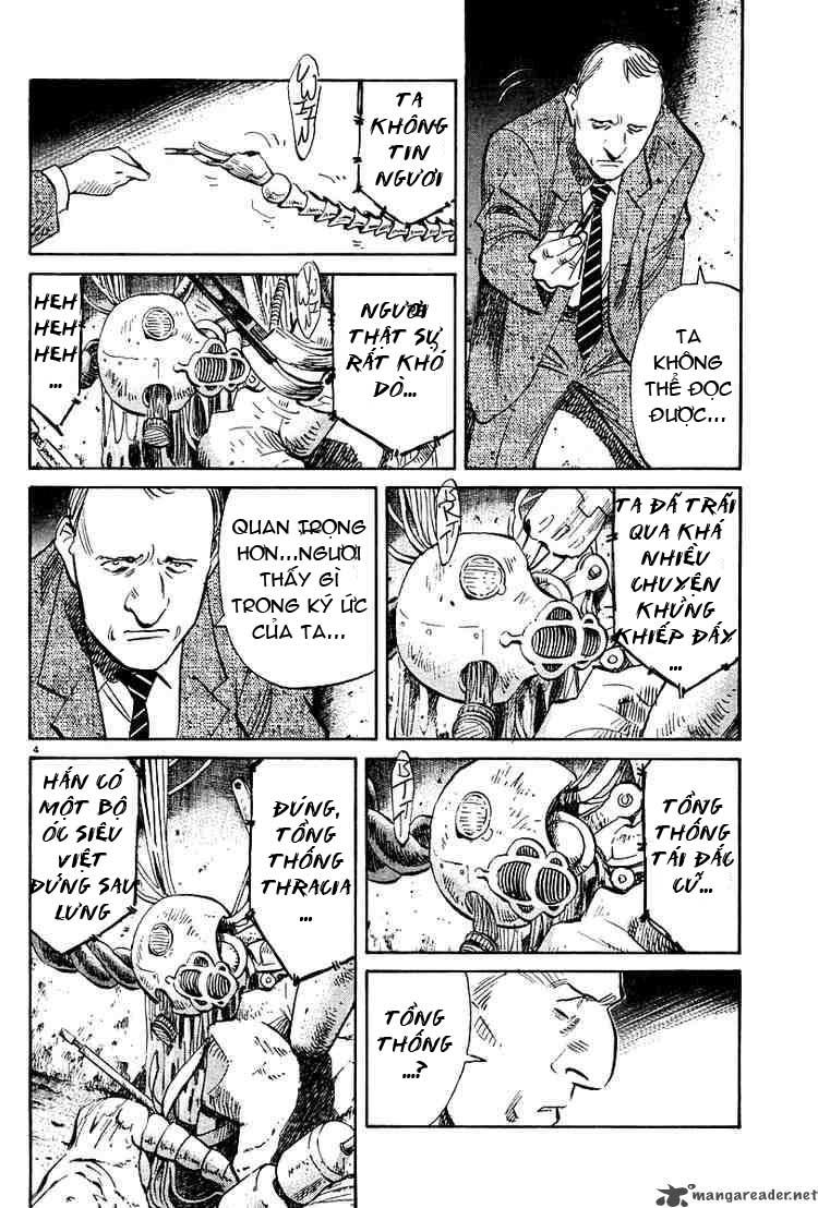 Pluto chapter 15 trang 4